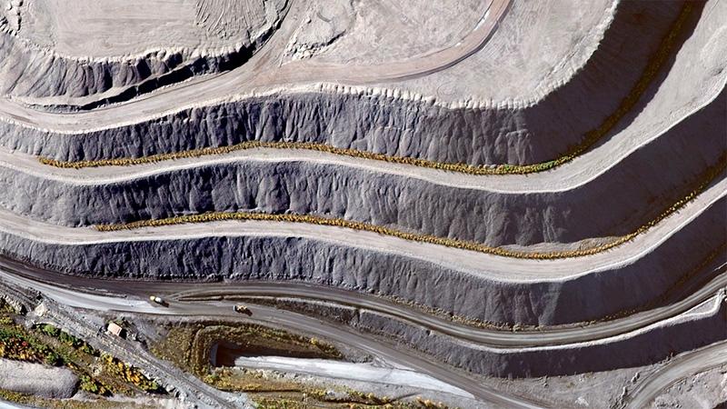 Железный рудник, Кируна, Швеция